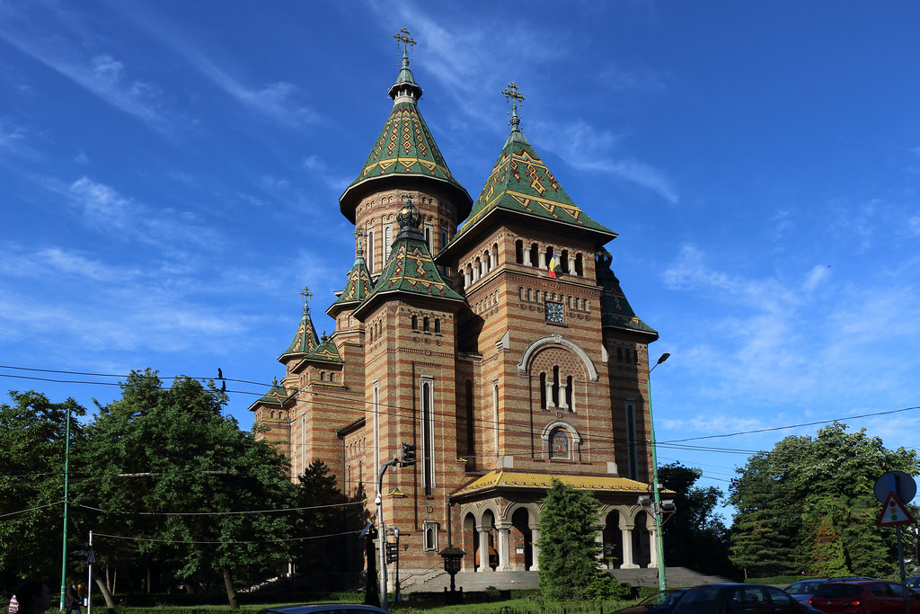 Mitropolitan Orthodox Cathedral Auditorium